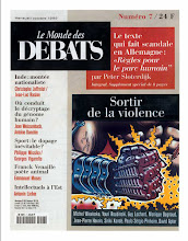 Photo: Le Monde des Débats, 1999