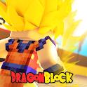Mod Dragon Block Saiyan For Minecraft PE icon