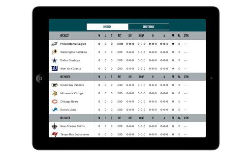 Eagles Official Mobile screenshot 12