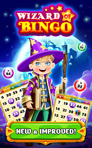 Wizard of Bingo 7.2.5 screenshots 1