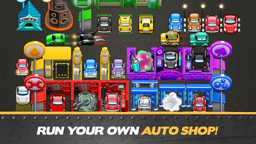 Tiny Auto Shop - Car Wash and Garage Game 1.3.10 screenshots 1