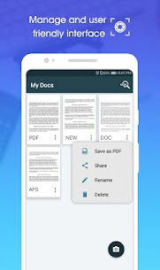 Fast Scan: Free Document Scanner HD, PDF Scanning App Download For Android 6