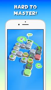 Frog Puzzle 🐸 Logic Puzzles & Brain Training 2