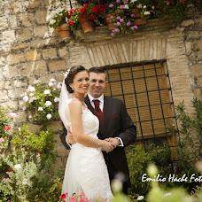 Fotógrafo de bodas Emilio Hache (emiliohachefoto). Foto del 16.01.2017