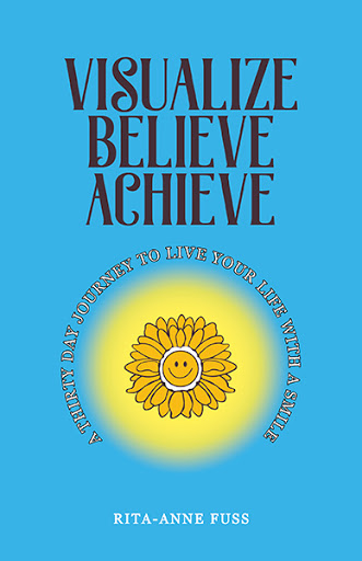 Visualize Believe Achieve cover