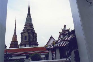Photo: #008-Wat Pho (Le temple du Bouddha couché)-Bangkok