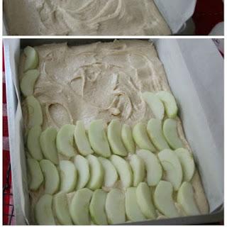 Apple Cake (Apple Kuchen)