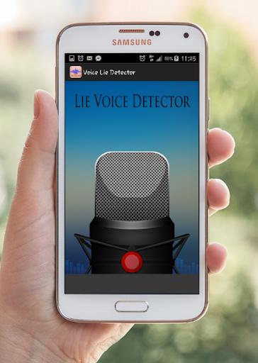 Voice Lie Detector - PRANK