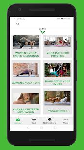 Green Hippie Yoga - náhled