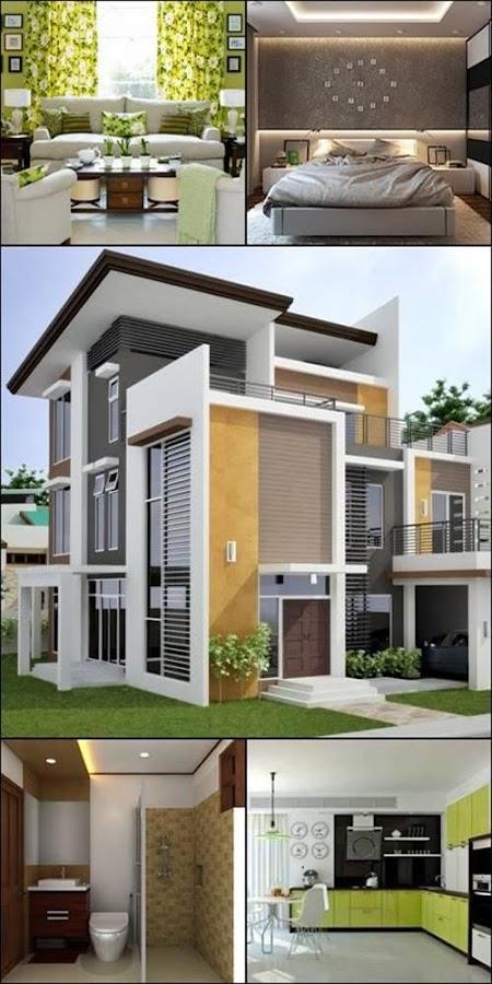 Desain Rumah Modern Minimalis Screenshot