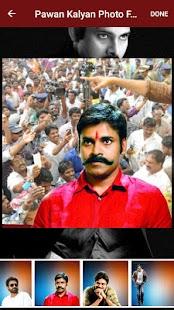 Pawan Kalyan Photo Frames - JanaSena - náhled