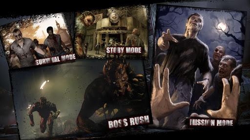 Download Zombie Hitman-Survive from the death plague MOD APK 4