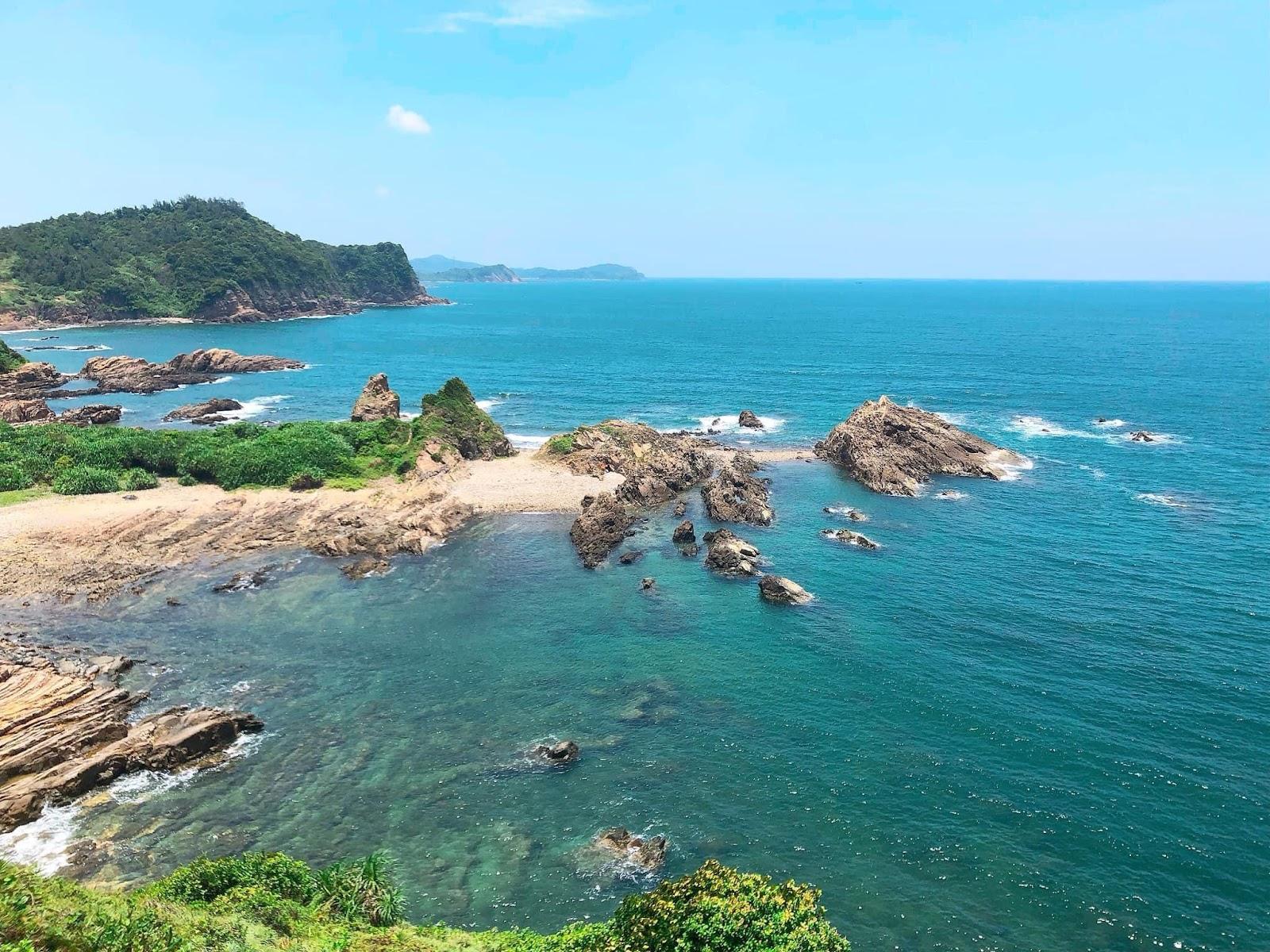 Du lịch đảo Cô Tô tuyệt vời