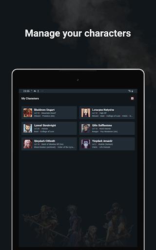 D&D Beyond Player Tools screenshot 10