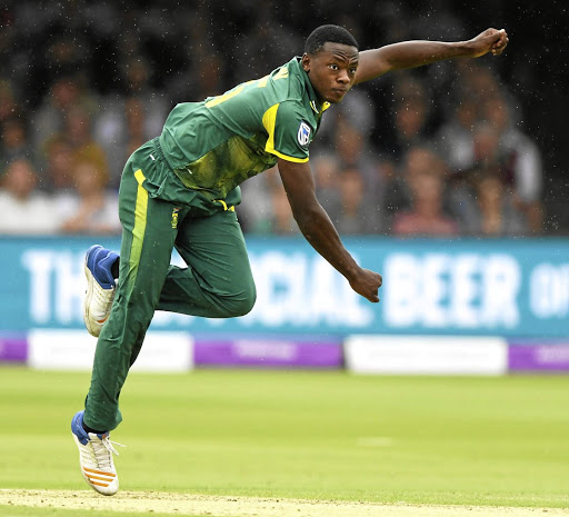 Kagiso Rabada. Picture: STU FORSTER/GETTY IMAGES
