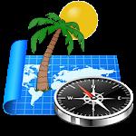 Dominican Rep. & Haiti Maps 3D Icon