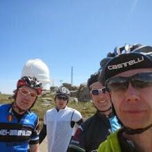Photo: The gang @ Calar Alto