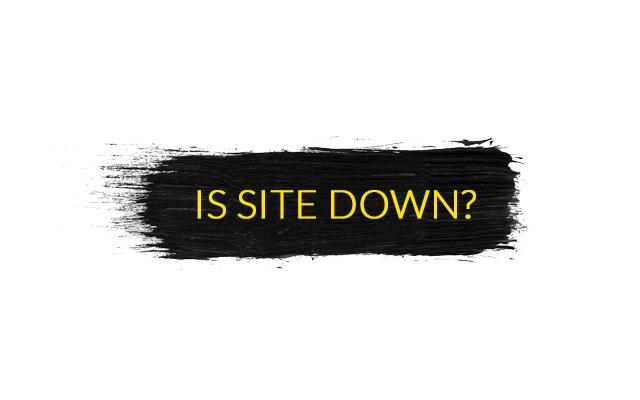 IsSiteDown
