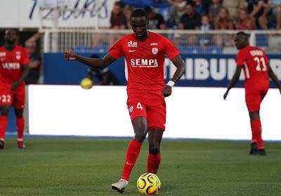 Modou Diagne, un nouveau pari carolo venu de Ligue 2