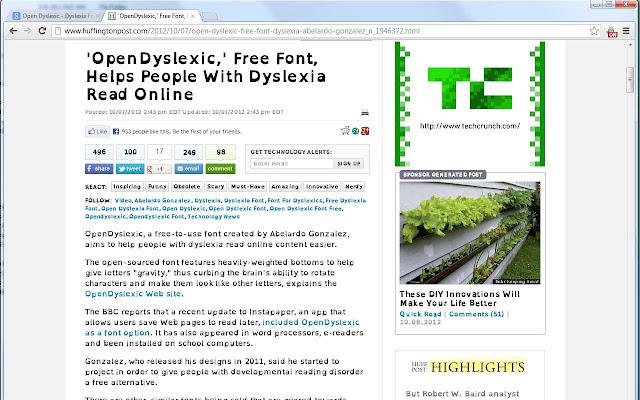 DyslexicReader