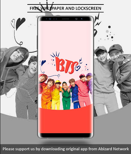 BTS Wallpapers KPOP 3.1 screenshots 7