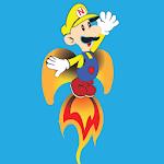 Super Mareo Rocket icon