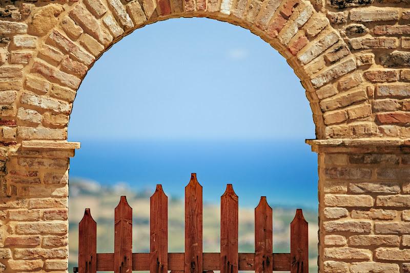 Porta sul mare di erwinbenfatto