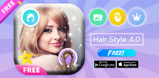 Hair Color Changer & Wigs - Apps on Google Play