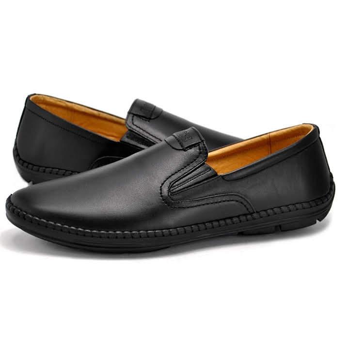 Giày nam da bò GD08