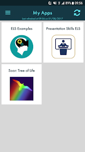 ELS Apps - náhled
