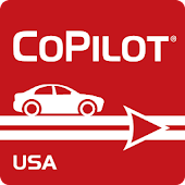 CoPilot Premium USA - App GPS
