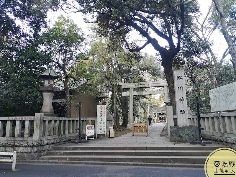。東京 赤坂。赤坂冰川神社-超強緣結神社+12生肖御神籤+東京妄想女子拍攝地。