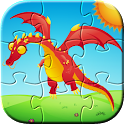 Magic Realm Puzzles for kids icon