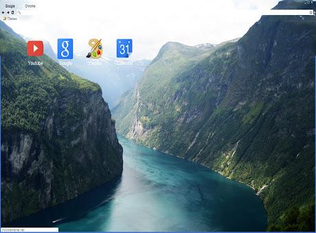 Norwegian Fjord - Theme