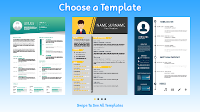 Resume Builder Cv Maker Cv Templates Apk Download Apkindocoid