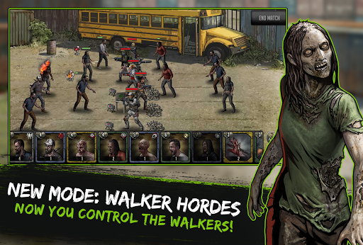 The Walking Dead: Road to Survival screenshot 3