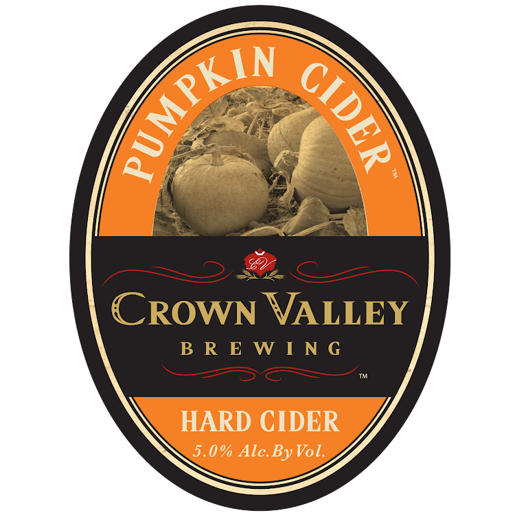 Logo of Crown Valley Pumpkin Cider