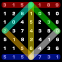 Number Search Puzzle : Game Of Numbers icon