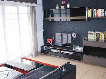 Appartement 3 pièces 63,63 m2