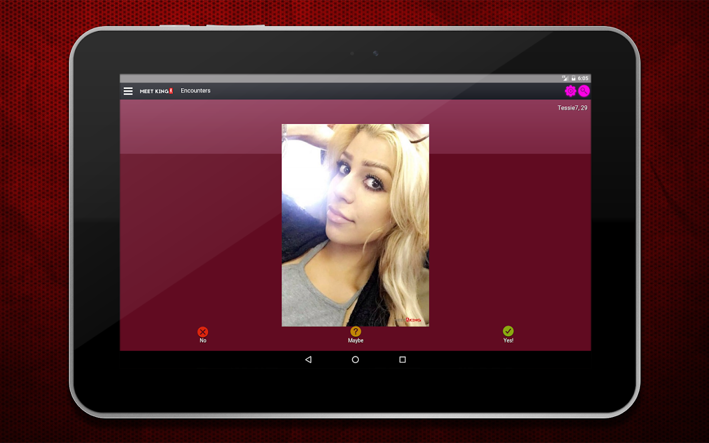 Adult Dating - MeetKing- screenshot