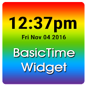 BasicTime Clock Widget