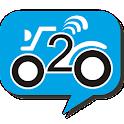 퀵톡무전채팅앱_ O2O 비지니스 파트너 icon