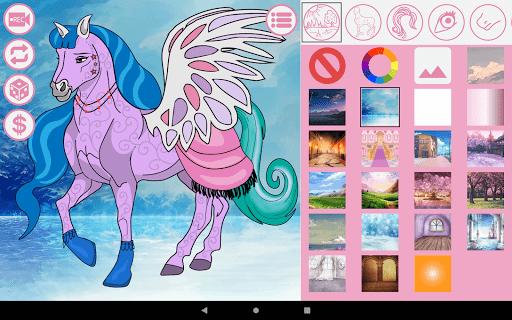 Avatar Maker: Horses screenshot 13