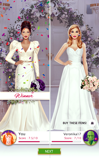 Super Wedding Stylist 2020 Dress Up & Makeup Salon android2mod screenshots 8