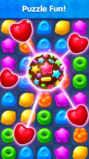 Candy Legend 1.6.3181 gameplay | by HackJr.Pw 4