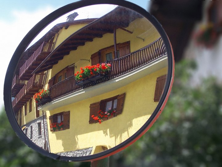 Balcony in the Mirror di merlino