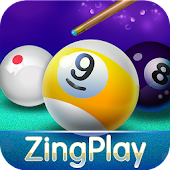 Billiard - 8 Pool - ZingPlay