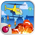 Chopper Drop: Helicopter And Bomb Classic Arcade icon