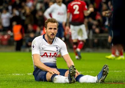 Tottenham communique sur la blessure de Kane : le verdict est négatif !