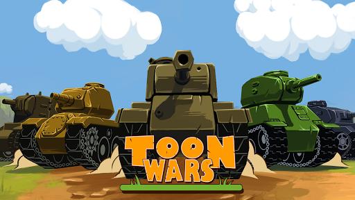 Toon Wars: Awesome PvP Tank Games 3.62.3 screenshots 15
